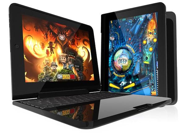 iPad + ClamCase = Laptop