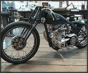 Falcon Kestrel Motorcycle