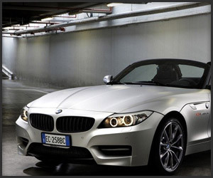BMW Z4 sDrive35is Mille Miglia