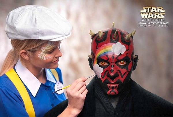 Disney Star Wars Ads