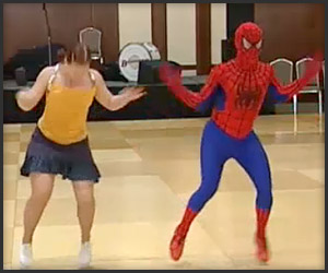 Dance, Spider-Man, Dance