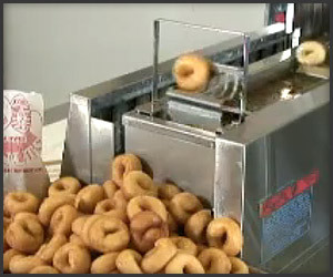 Automatic Donut Machine