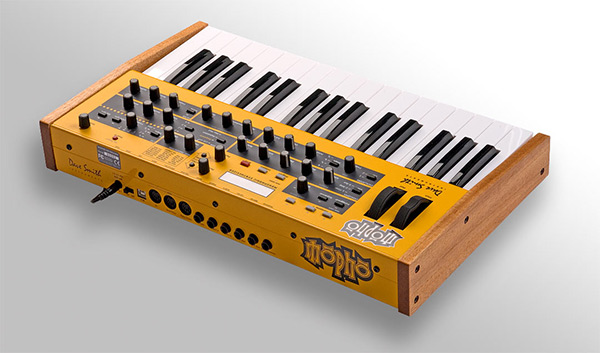 Mopho Analog Synthesizer