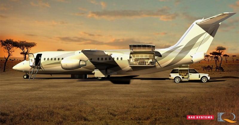 ABJ Explorer Jet Concept