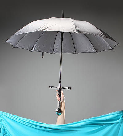 Broadsword Handle Umbrella
