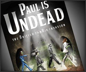 Zombie Beatles: Paul is Undead