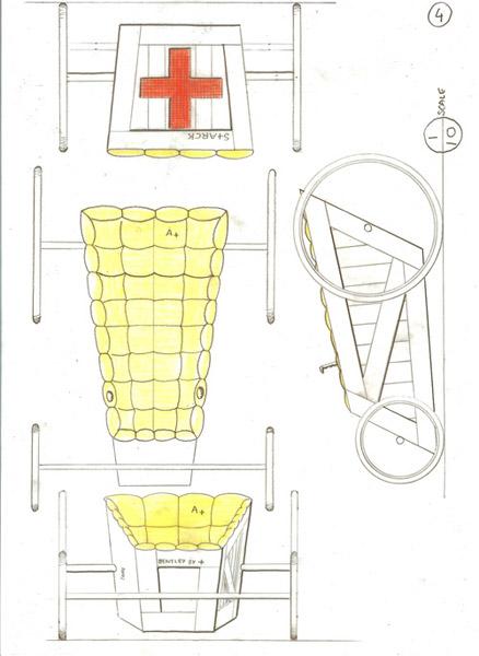 Philippe Starck Soapbox Racer
