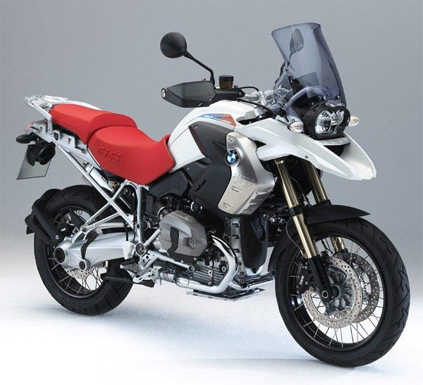 BMW GS Anniversary Editions