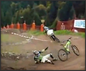 Rider Fail, Bike Win