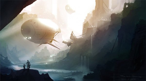 Bastien Grivet Illustrations