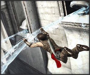 Prince of Persia TFS: New Powers