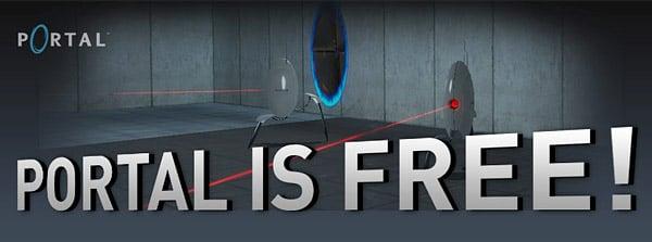 Portal is Free