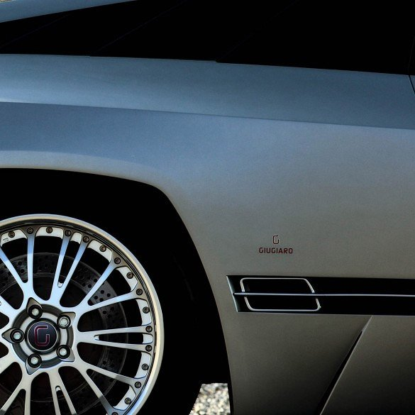 ItalDesign-Giugiaro Quaranta Car