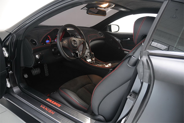 Brabus T65 RS Vanish