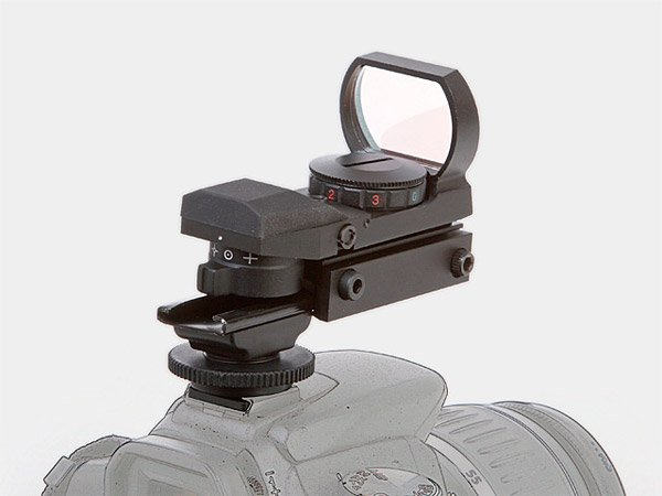 Tactical Sight Camera Accessory