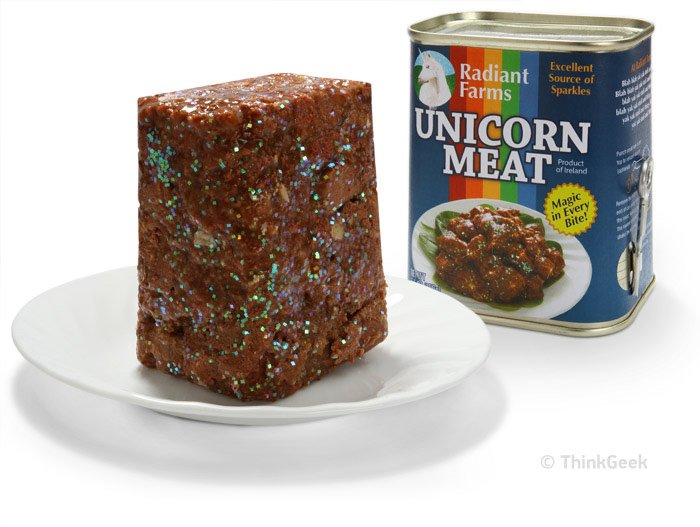 canned unicorn meat   the awesomer
