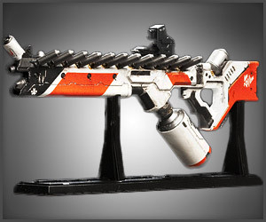 District 9 Mini Assault Rifle