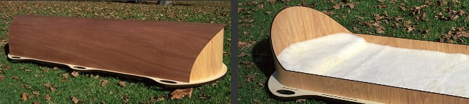 Sustainable Wooden Coffins