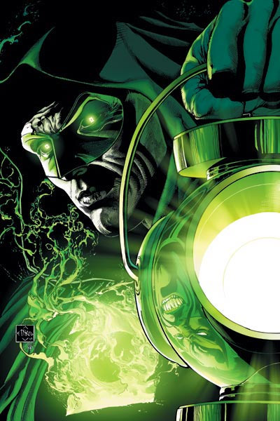 Absolute Green Lantern: Rebirth