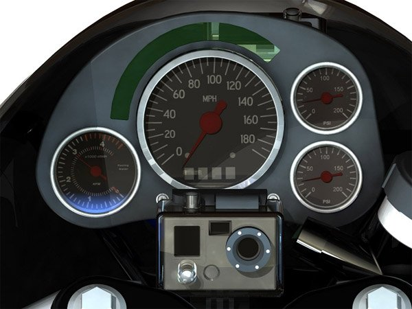 Green Speed Air Motorcycle