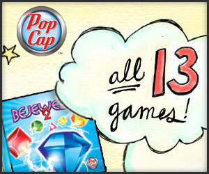 Pop Cap 13-Game Pack
