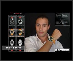 Tissot T-Touch Watches with AR
