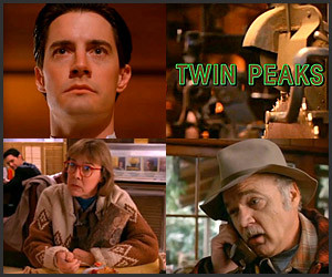 MC Chris x Twin Peaks