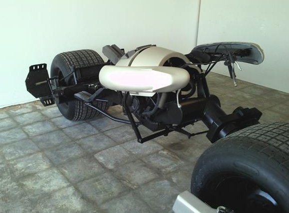 Custom Batpod Replica