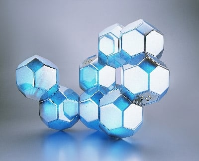 Crystal LED Modular Lamp
