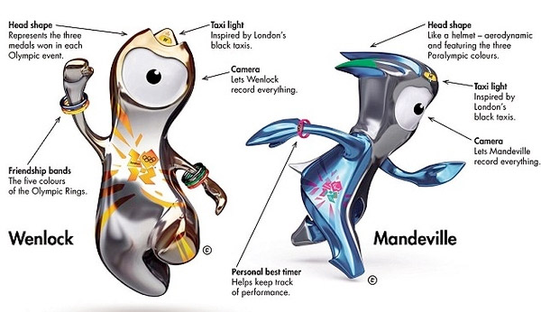 Wenlock and Mandeville