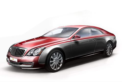 Xenatech Maybach 57s Coupe