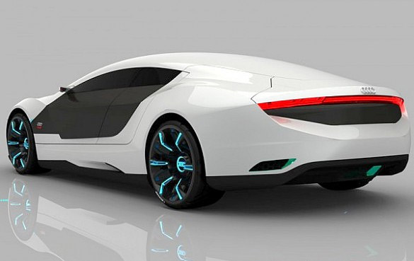 Audi A9 Concept - The Awesomer