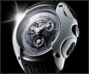 Citizen Eco-Drive DOME Watch