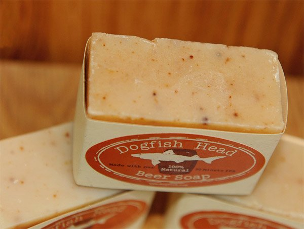 Dogfish Head Beer Soap