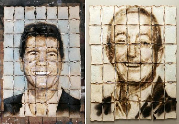 Lennie Payne Toast Art