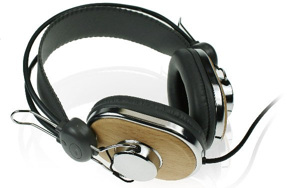 iWave Eco-Wood Headphones