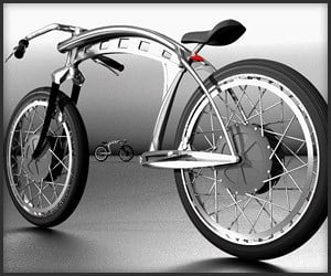 Concept: E boardtracker Bike