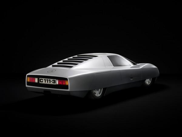 Mercedez Benz C111-III Concept