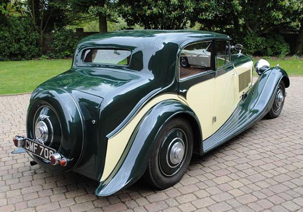 Buy 1 Bentley, Take 1 Company