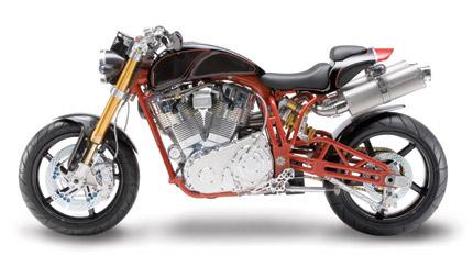 Ecosse Moto Works Heretic