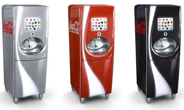 Coke Freestyle = Crazy Flavors