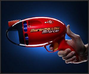 how to make a pump marshmallow gun