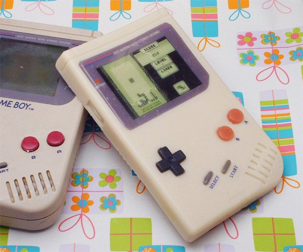 Game Boy Soap