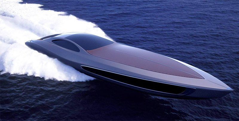Strand Craft 122 Yacht