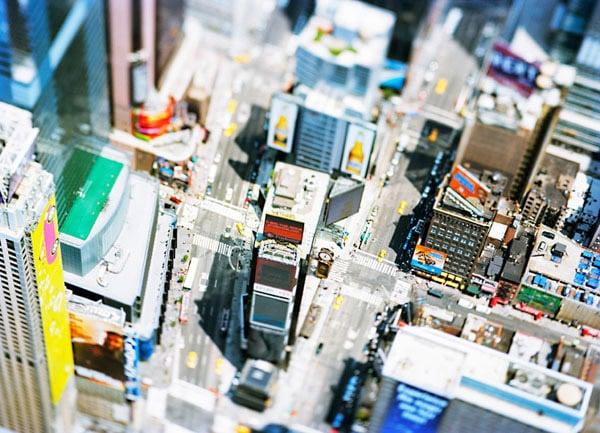Tilt Shift NYC