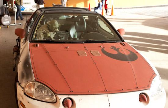 X-Wing Honda