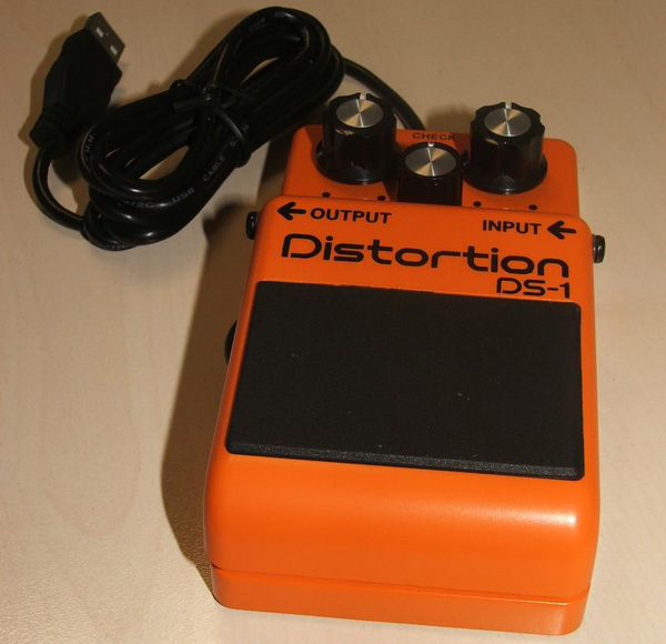 Boss DS-1 Pedal Mouse
