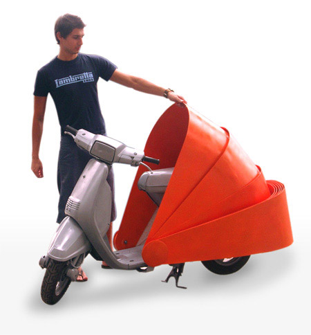 Scooter Armor