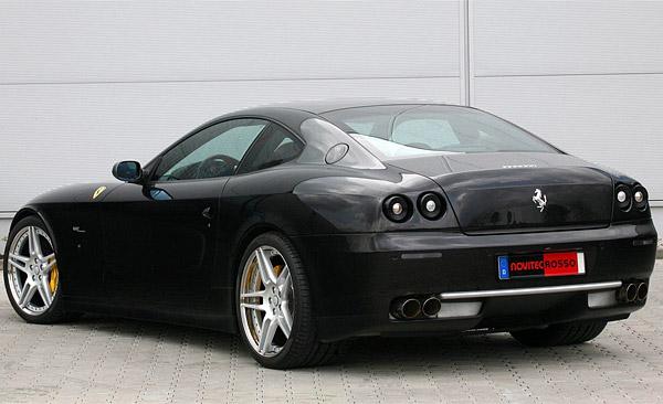Novitec Rosso Ferrari 612