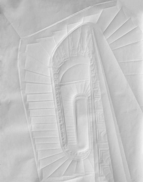 Folded Paper Art